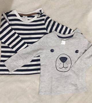 Baju bayi H&M