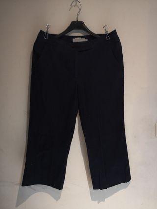 修飾直統褲