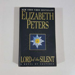 Lord of the Silent (Amelia Peabody #13) by Elizabeth Peters