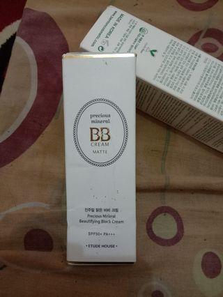 BB Cream Etude House shade vanilla