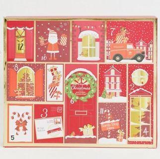 Baylis & Harding Beauticology Calendar 聖誕倒數月曆 12天 沐浴組  交換禮物