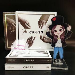💥💥 READY STOCK 💥💥  WINNER-Mini Album Vol. 3 [CROSS]