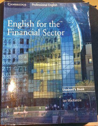 教科書 English For the Financial Sector