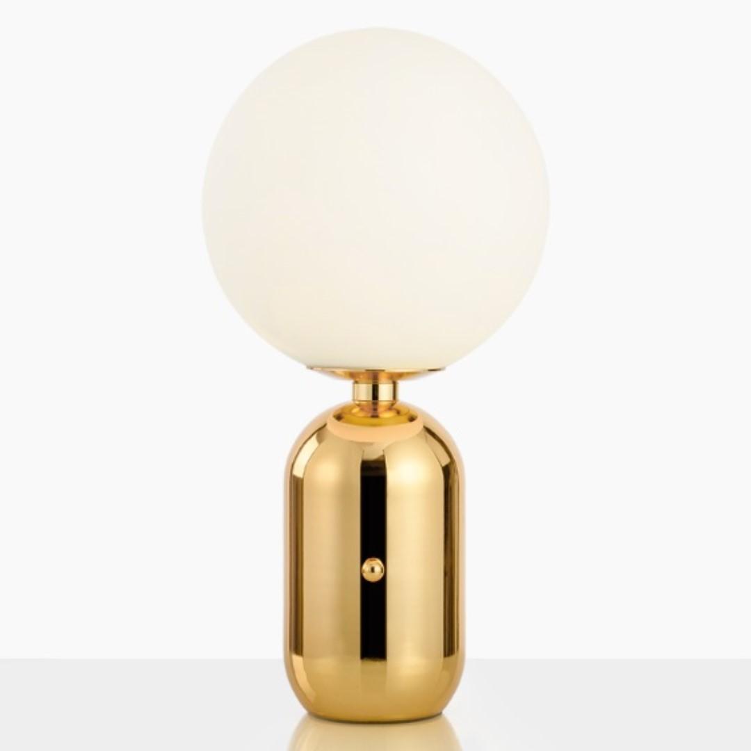 [2nd 50% OFF] Modern Glass Ball Table Lamp