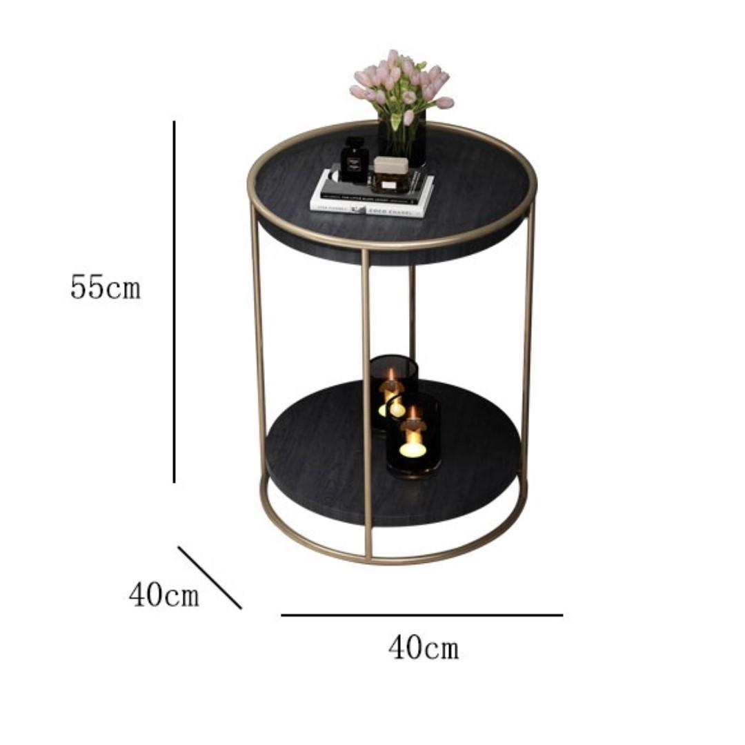 [2nd 50% OFF] Modern Round Side Table