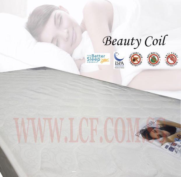 8inch bonell spring mattress(Single )