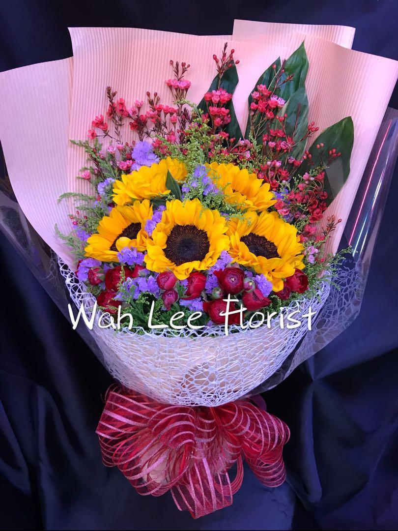 畢業花束 #鮮花💐