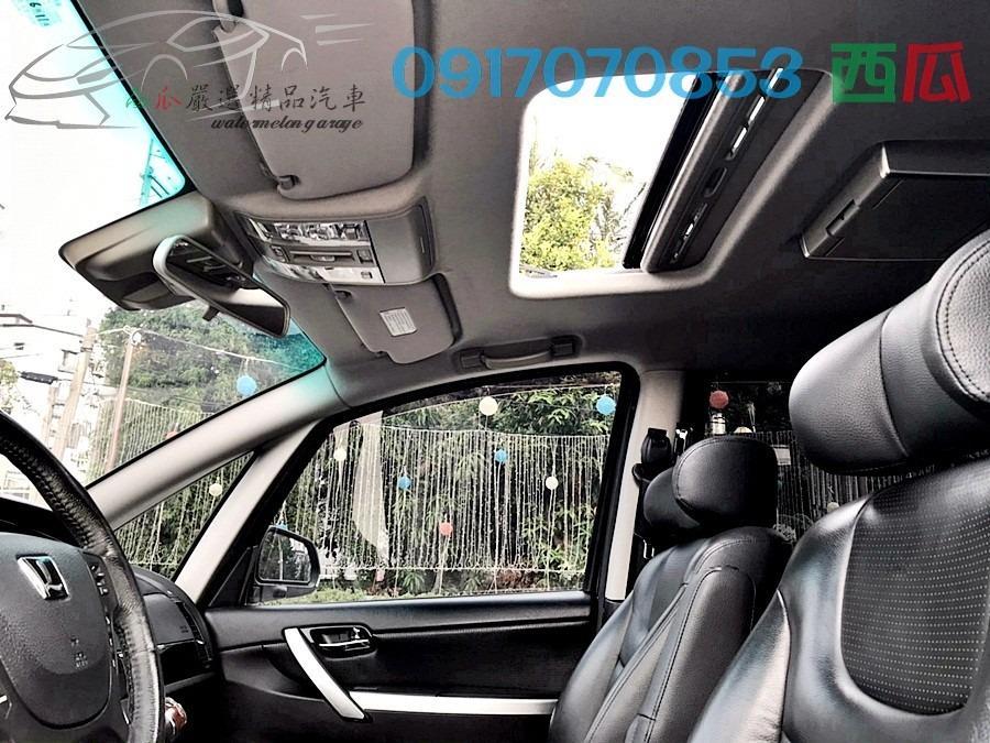 前車主為機師 只有放假時開 一手車只跑七萬 2010年 7 MPV 旗艦型 最頂級 換新車出售 可全貸!