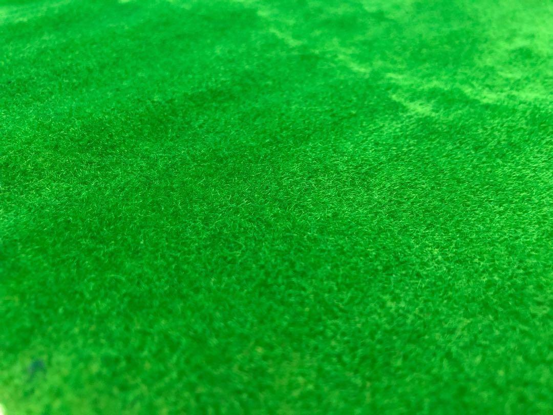 模型材料 - 草皮紙 (綠色)