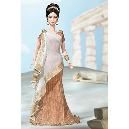 🆕 Barbie Doll Of The World: Princess of Ancient Greece 2003