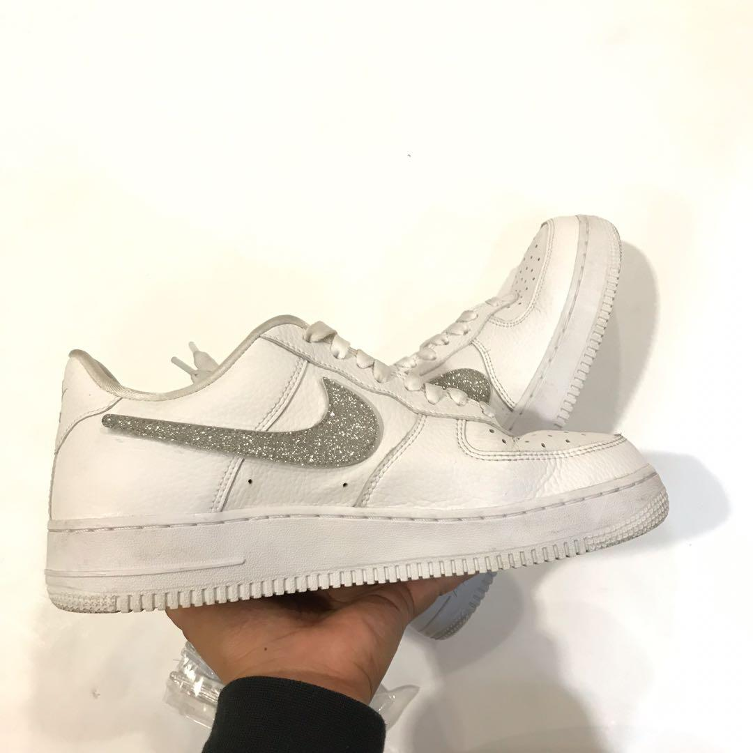 Air Force Interchangeable Swoosh