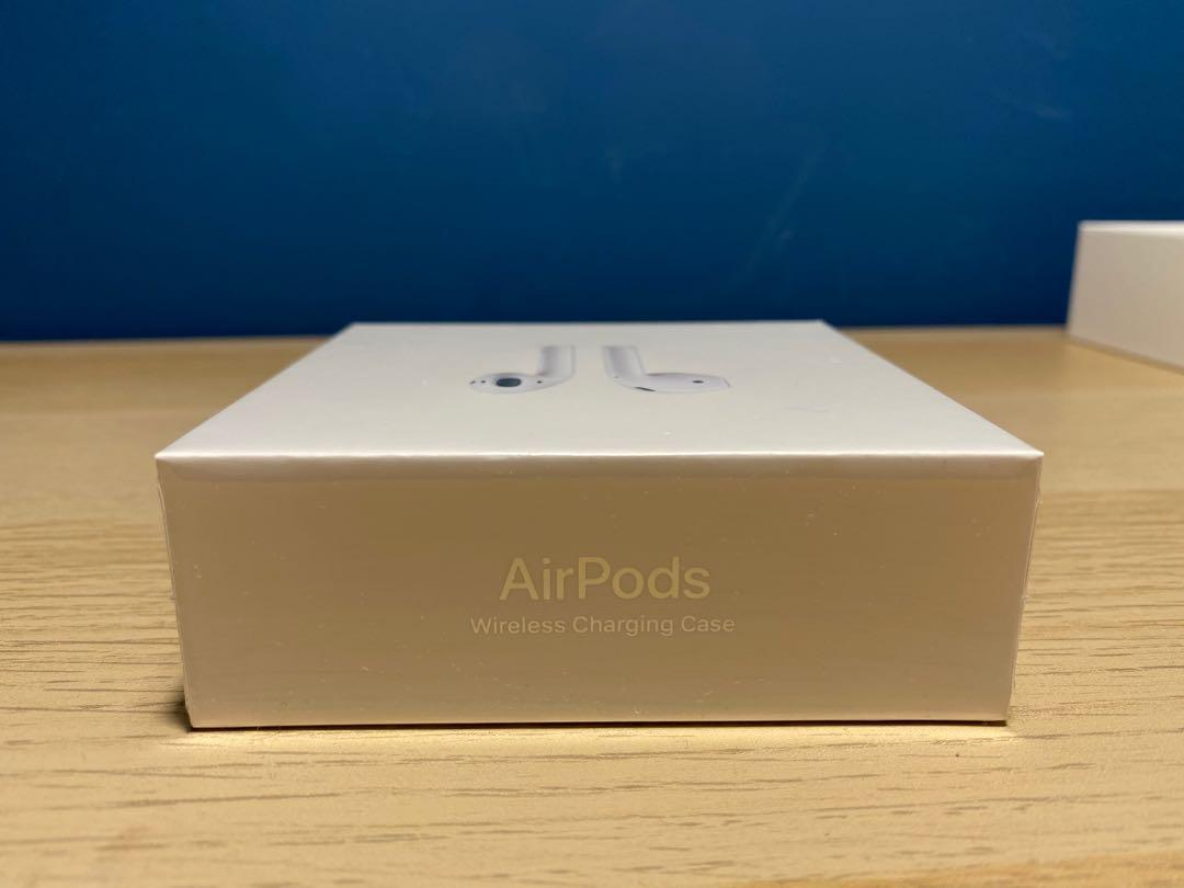 Airpods2 2019全新無線充電版本