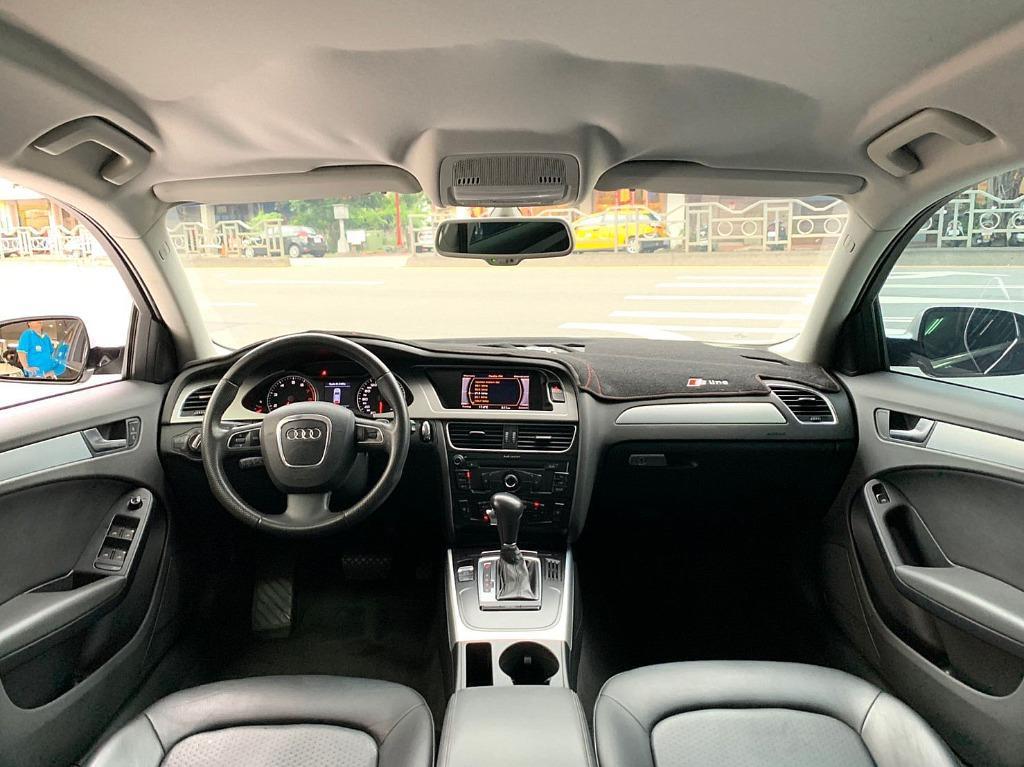 AUDI 奧迪 A4 Avant 1.8T 旅行車 六安 精品改裝 可全貸
