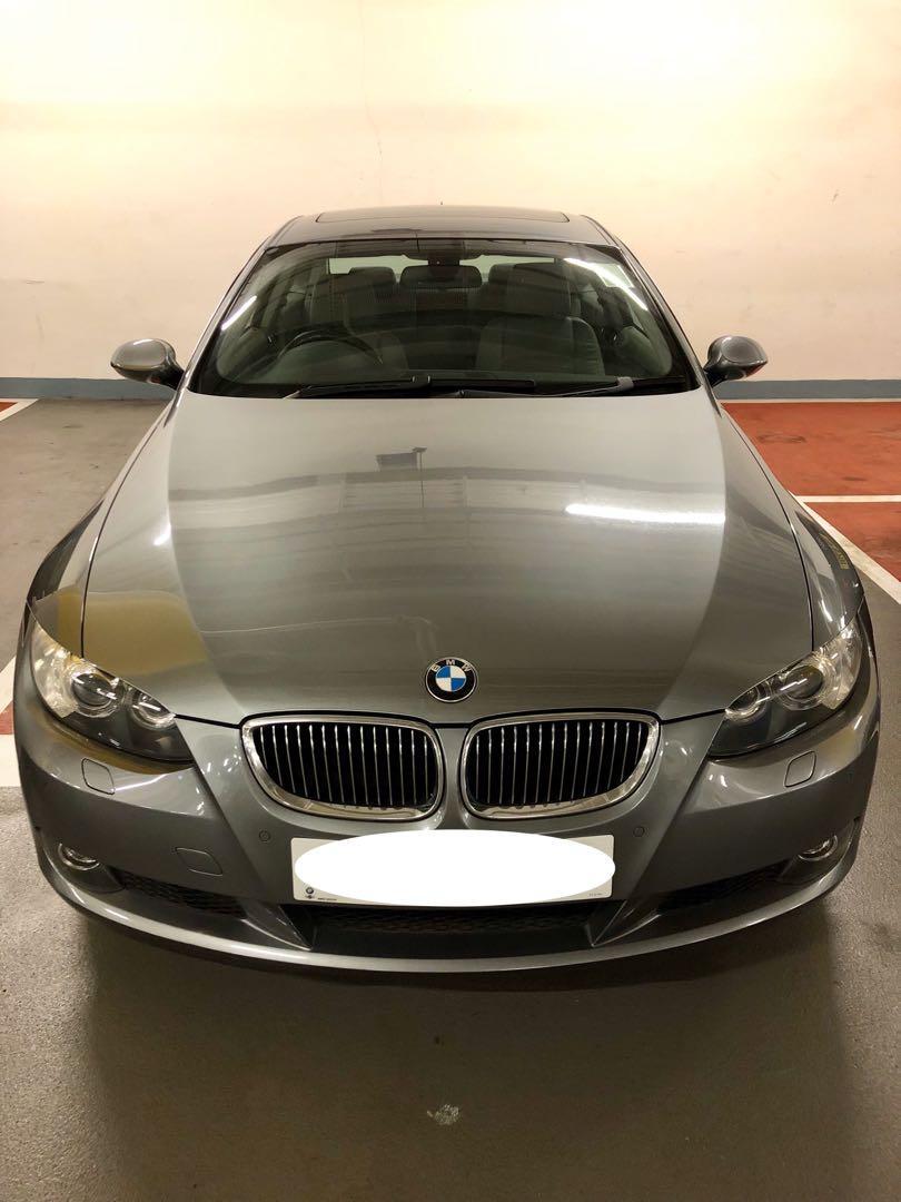 BMW 325I E92 Coupe