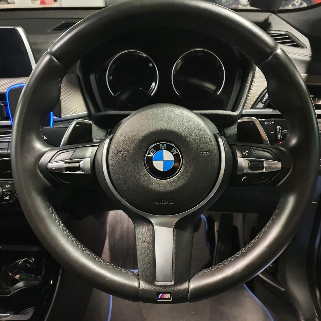 BMW X2 sDrive20i M Sport X (A)