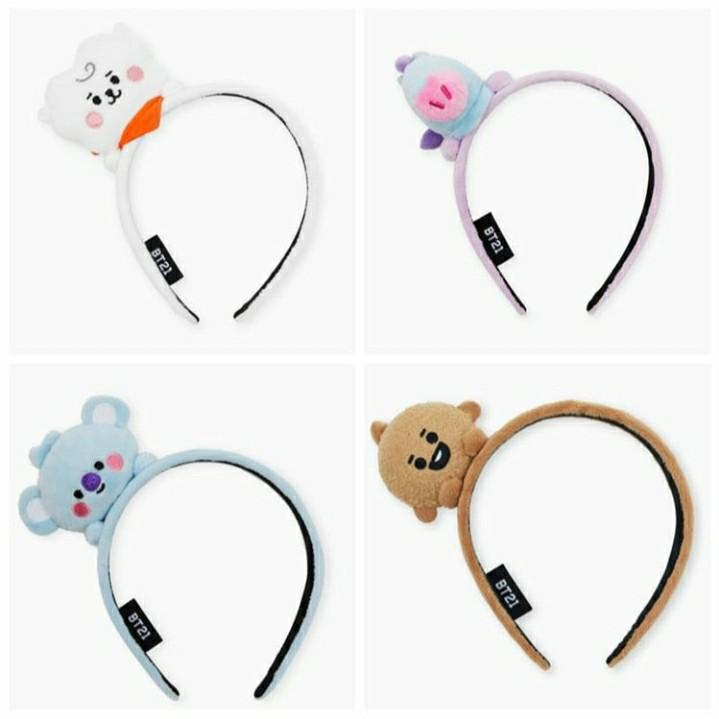 BT21 Baby Doll Headband