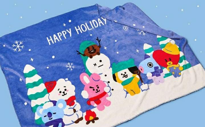 BT21 Christmas Edition