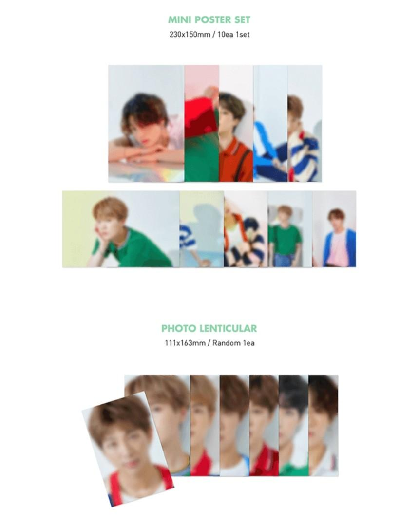 BTS 2020 Season's Greeting DVD + PO Benefit Mouse Pad