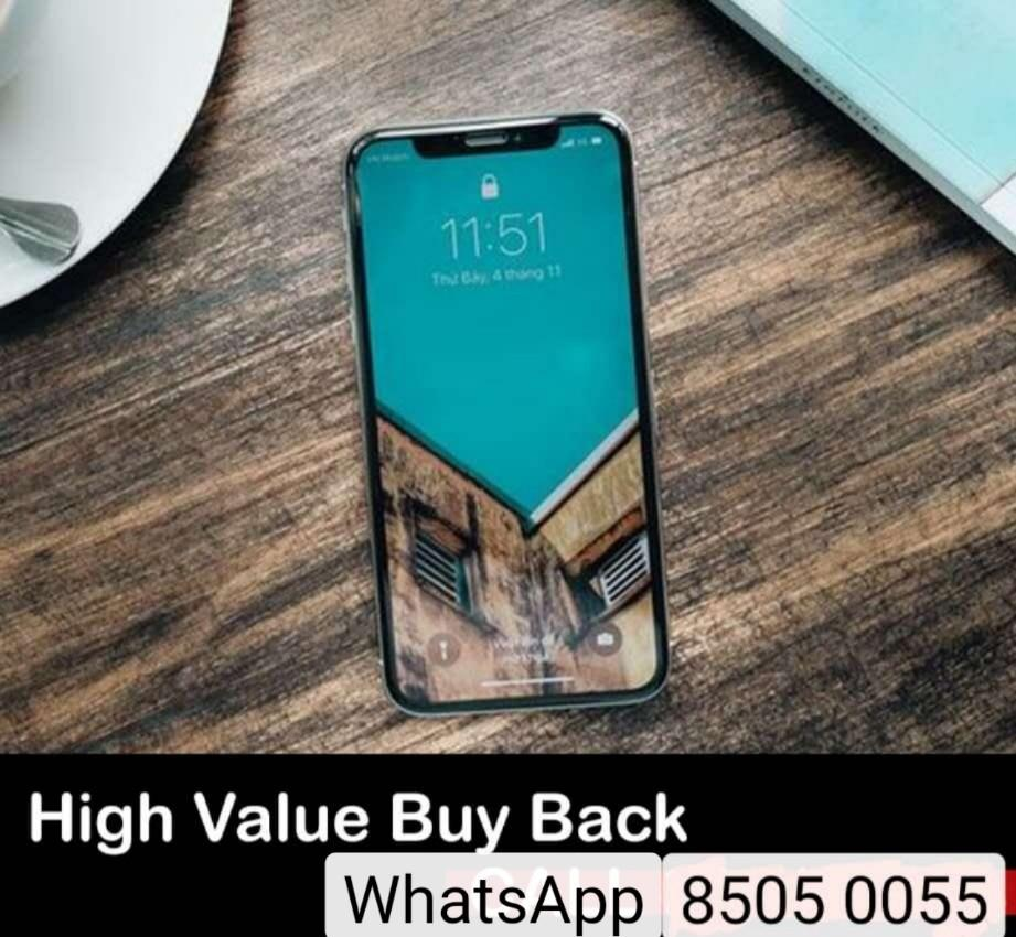 Buy back USED iPhone