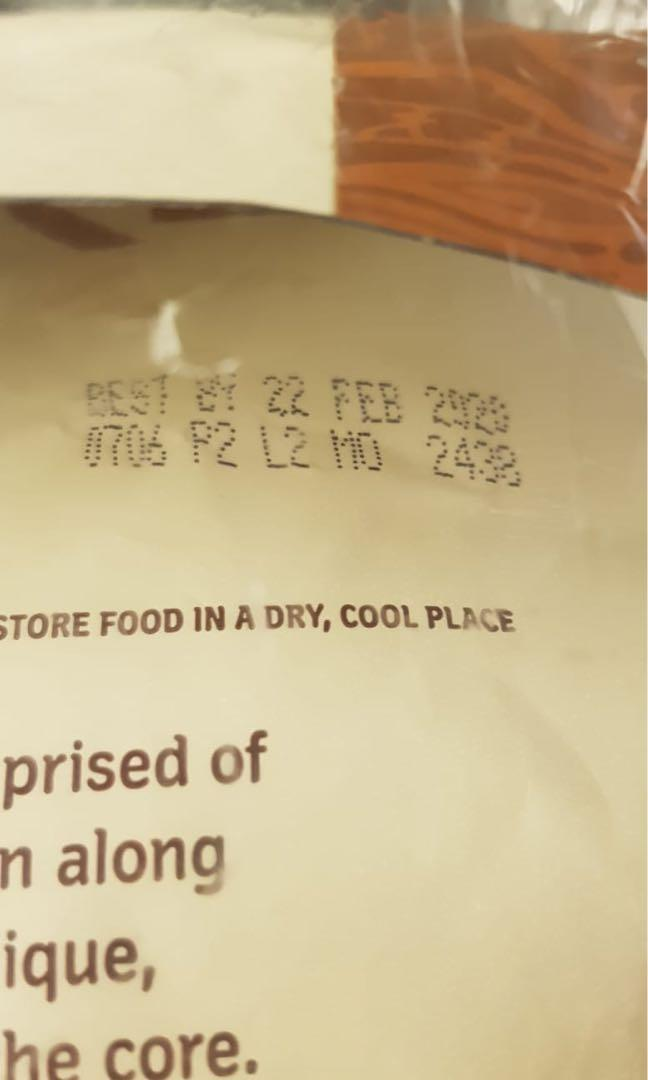 Cat food (dry)