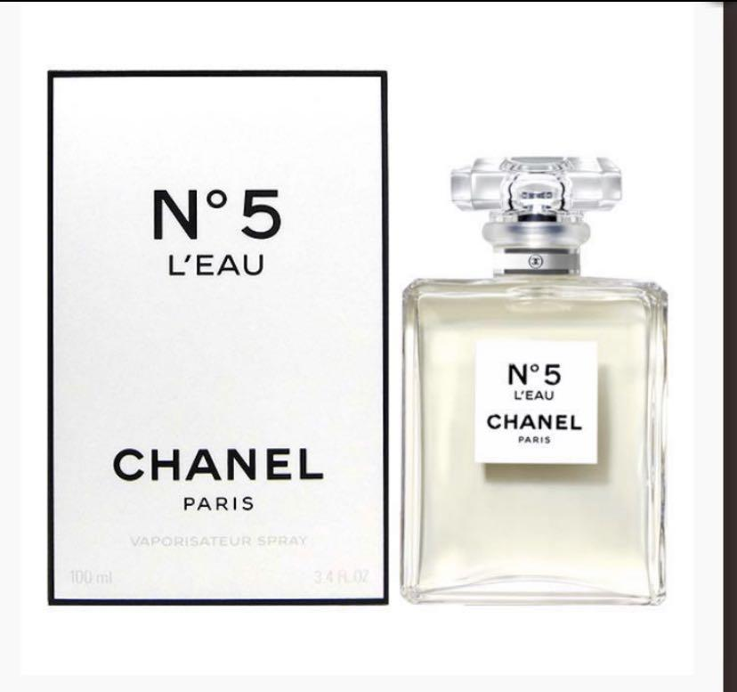 Chanel No5 L'EAU 100ml Brand New sealed 100% Authentic