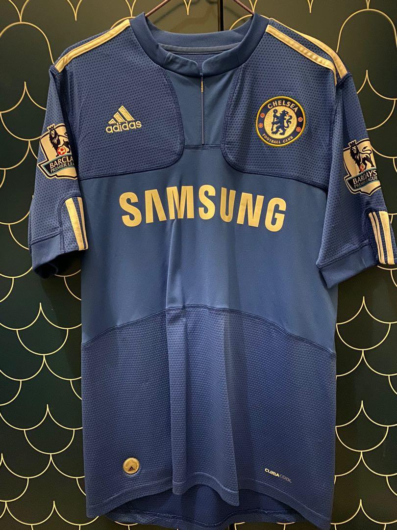 Chelsea 車路士 09/10  Home kit 主場球衣 Size S