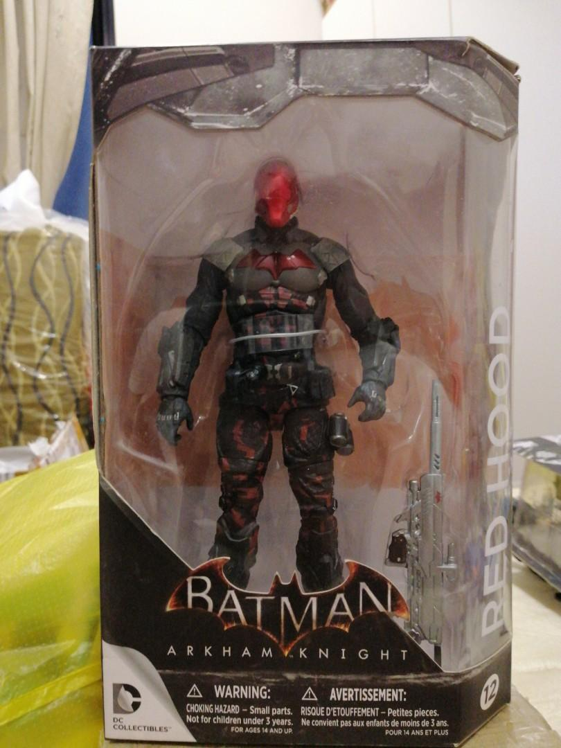 DC Collectibles Arkham Knight: Red Hood, BiB ex display