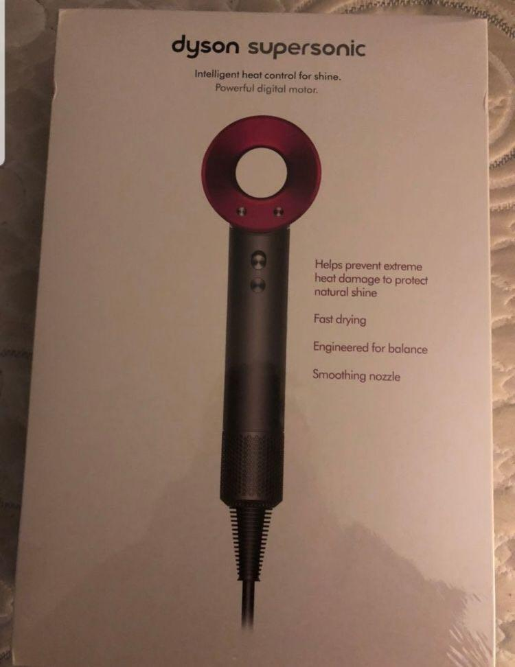 Dyson Supersonic 風筒HD01