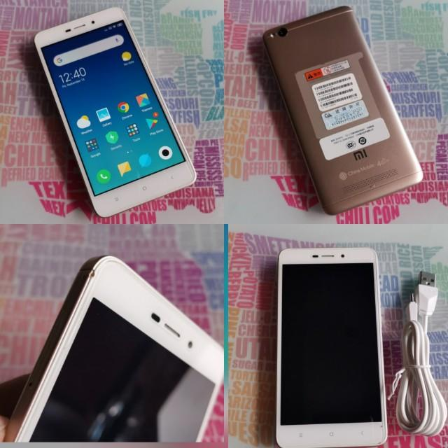 Xiaomi Redmi 4A 16GB Internal Storage Smart Phone Android