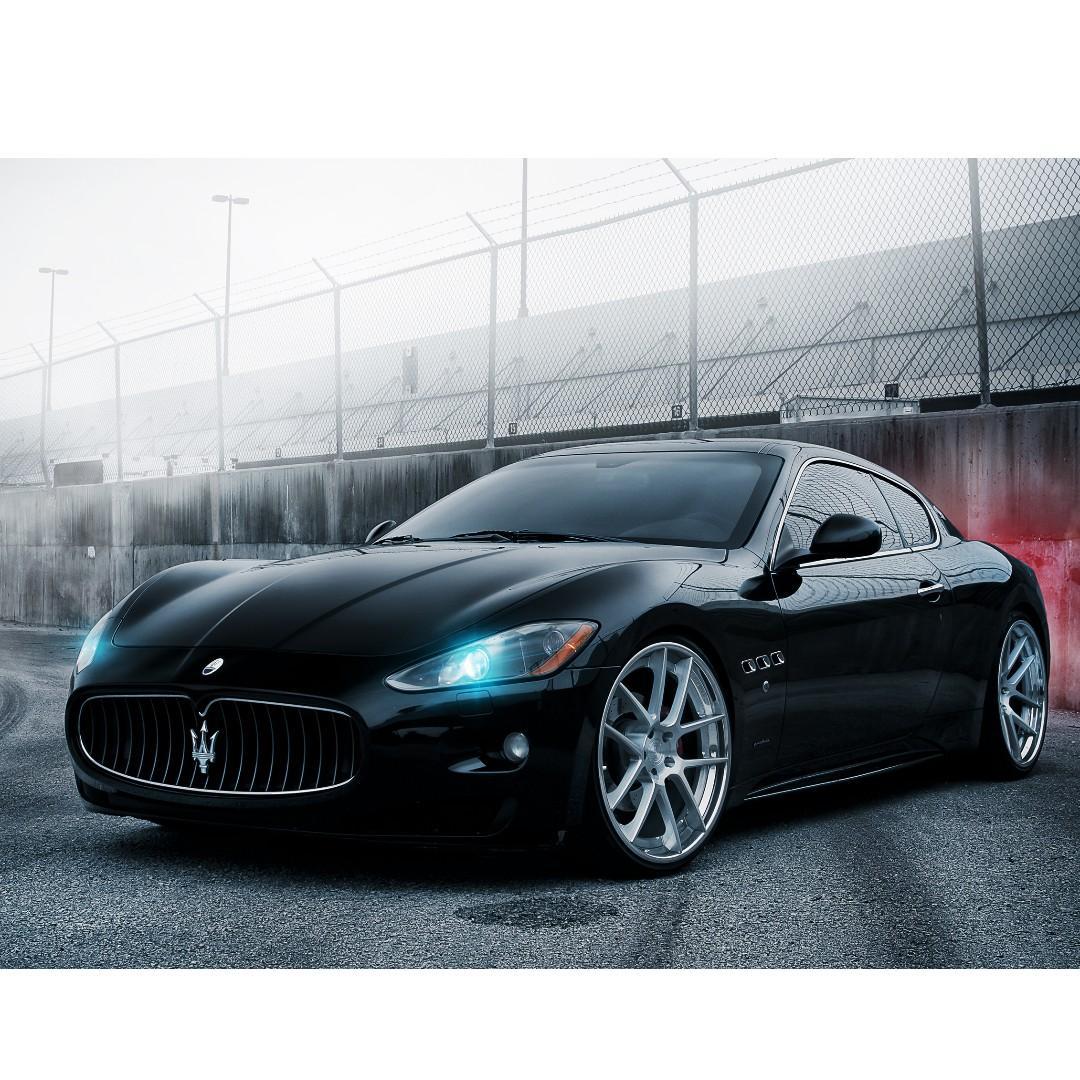 Exotic Wedding Car , Maserati Granturismo (4 seater) with Driver