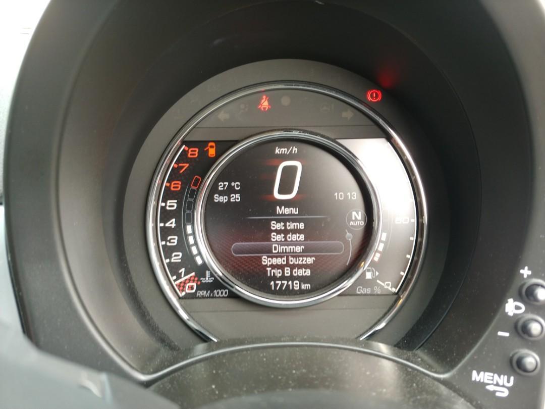 FIAT 500 1.4 2014
