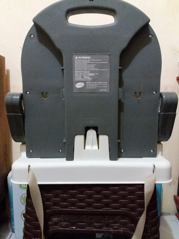 Folding Booster Seat Mastela
