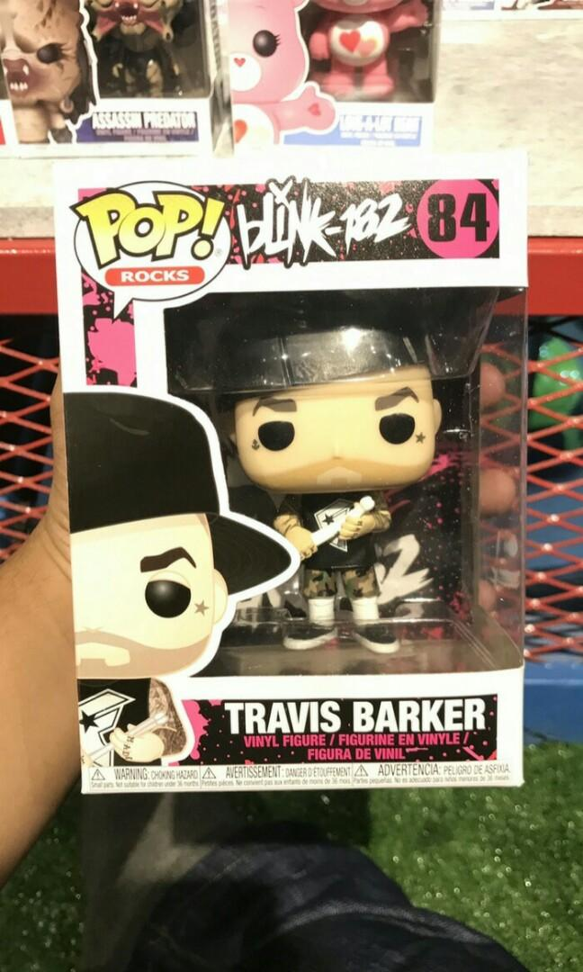Funko Pop BLINK 182 - Mark & Travis