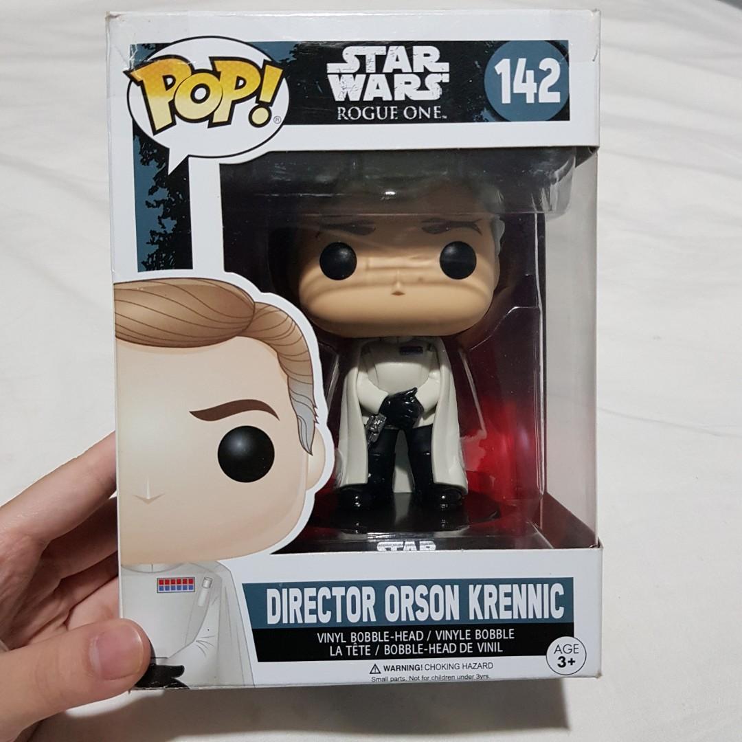 Funko Pop Star Wars Rogue One Director Orson Krennic