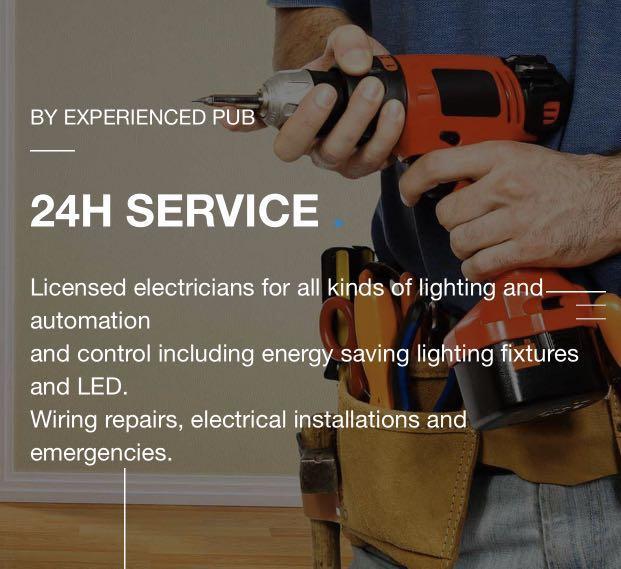 Hiring Full time Electrician