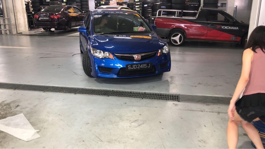 Honda Civic Type R JDM (M)