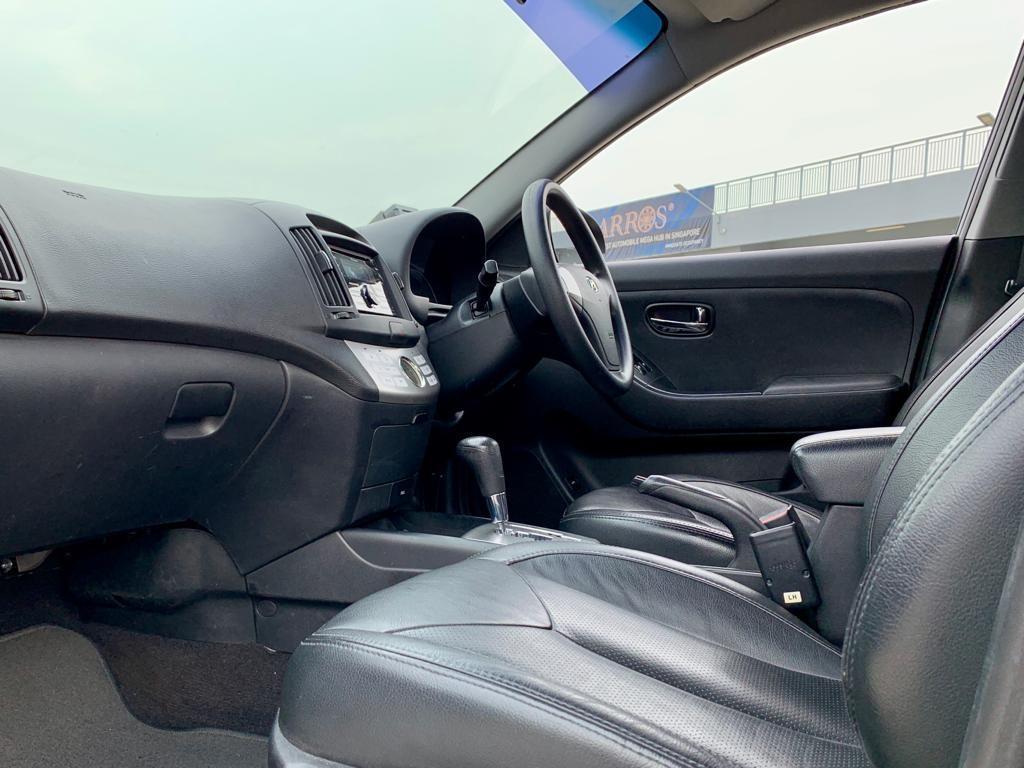 Hyundai Avante 1.6 (A)