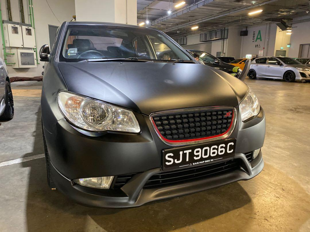 Hyundai Avante 1.6 RS Auto