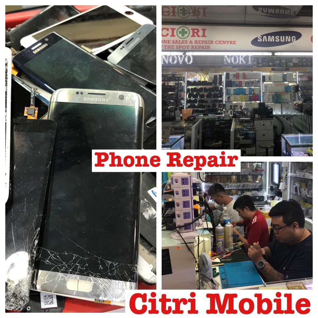 iPhone 7 8 X Xs iPad Phone Screen LCD Can't On Repair
