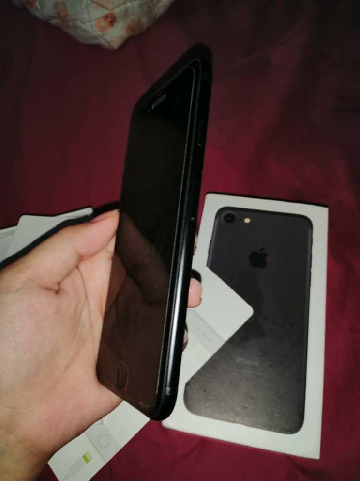 iPhone 7 256GB matte black