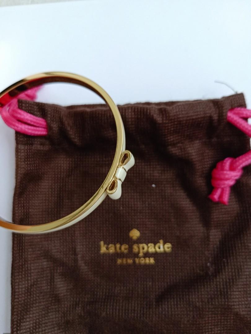Kate spade bangle and free pandora