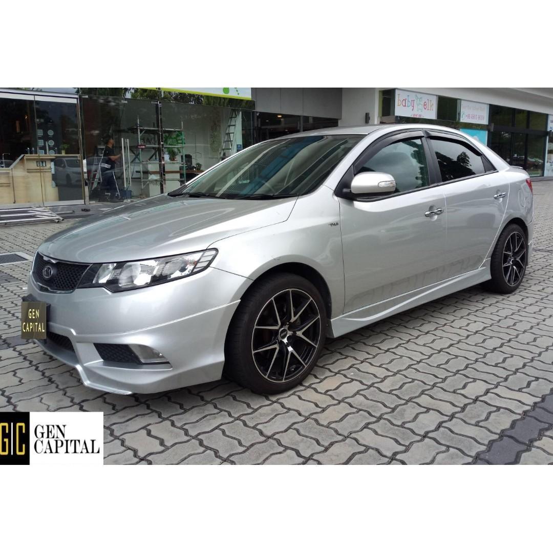 Kia Cerato Forte - Come on down! $500 driveaway!! Whatsapp 90290978!