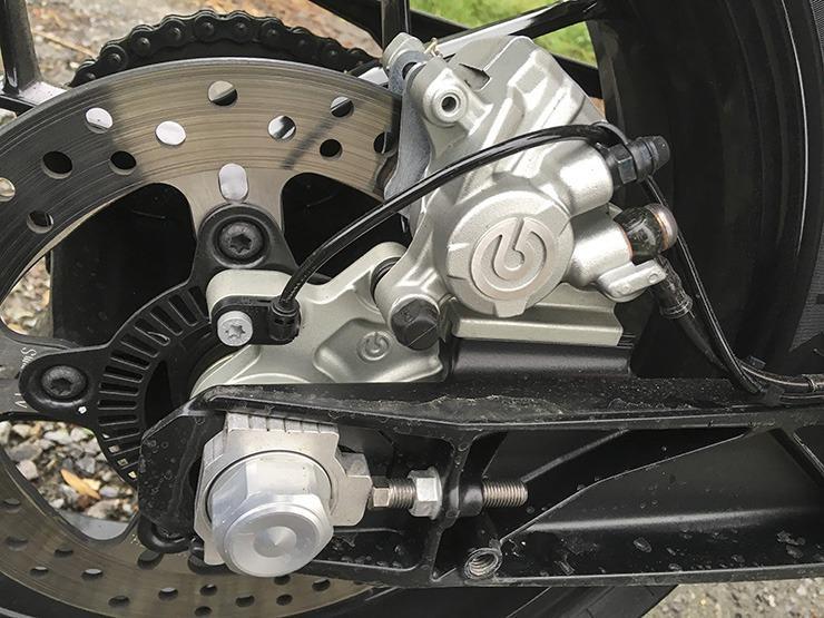 KTM DUKE 690R Disc Brake (Front & Rear)