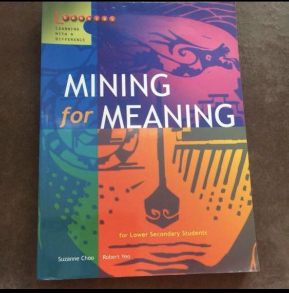 Mining For Meaning