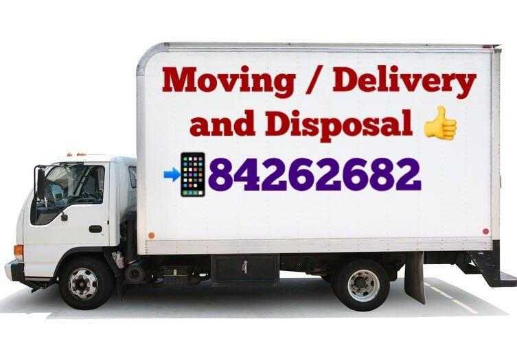 Movers and Delivery and Disposal 👍