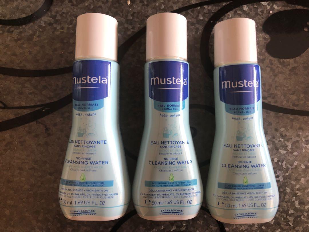 Mustela baby product