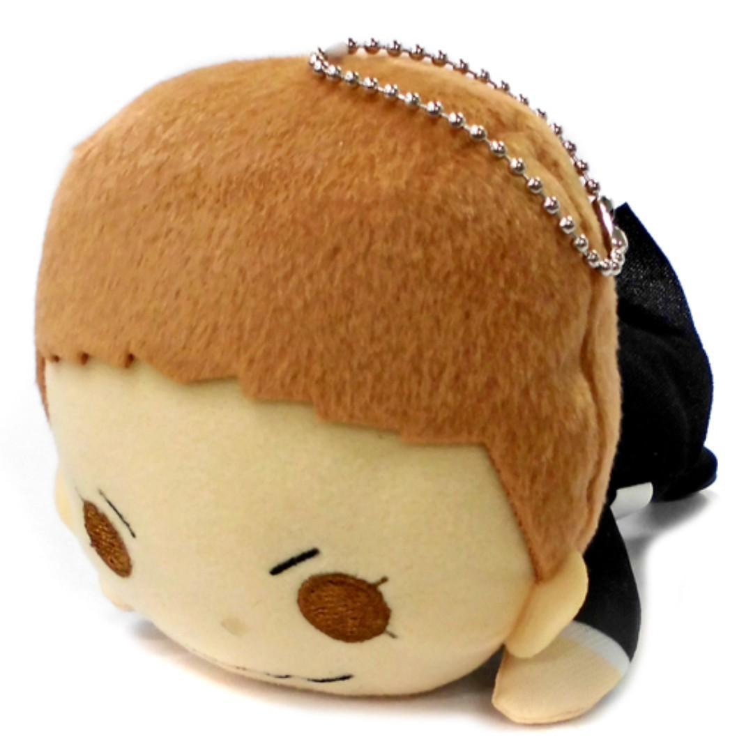 (Namco Limited) Welcome to the Ballroom - Akagi Gaju - Nesoberi Plush / Lying Plush