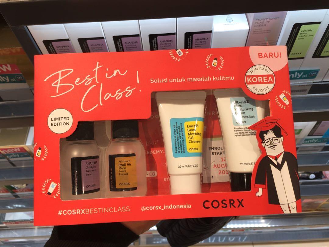 New original cosrx travel kit 20 ml