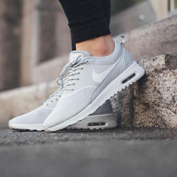 Nike Grey Theas