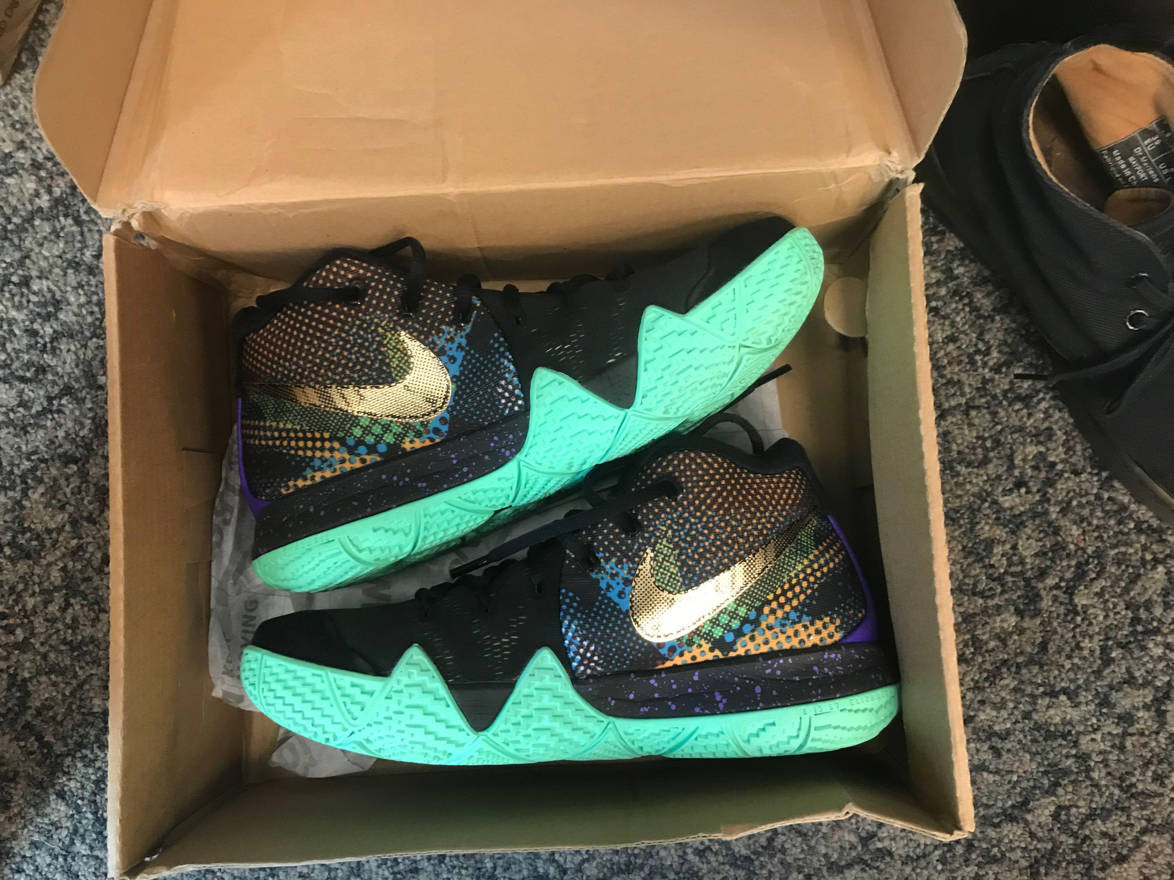 Nike Kyrie 4 Mamba Us7.5